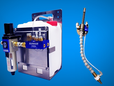 VACC型超低温微量润滑